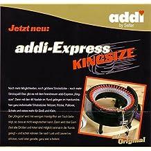 Addi King Size Express Knitting Machine, Black by Addi