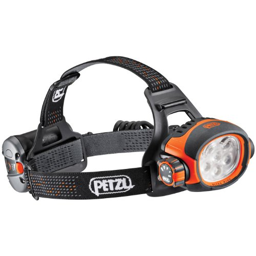 Petzl Ultra Wide - Pure Power Stirnlampe