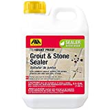 FILA Grout Sealer Filagrout Proof 0.5 Gallon, Grout Sealer and Stain for Tile and Stone, Eco-friendly
