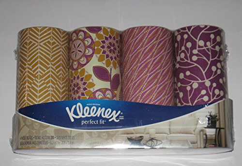 kleenex-facial-tissues-perfect-fit-package-of-4-decorator-designs-plum