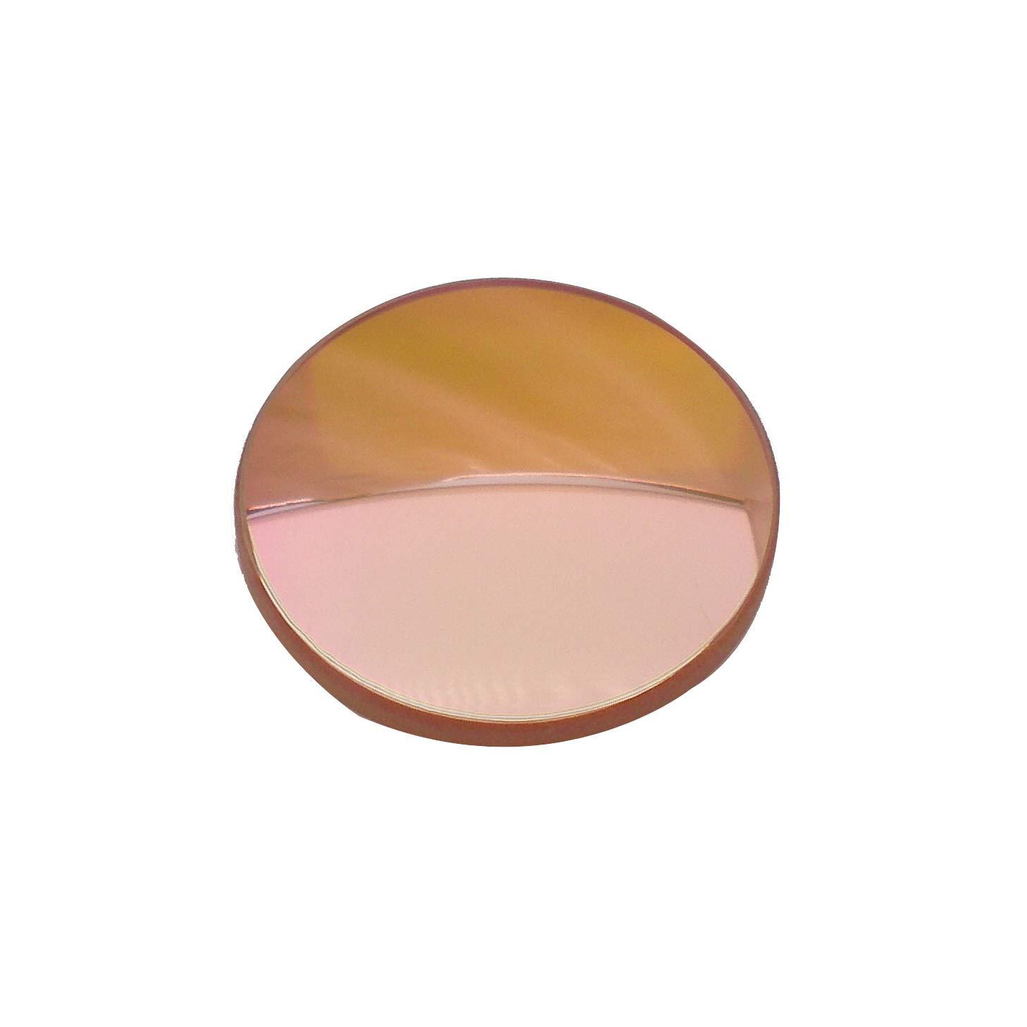 20mm ZnSe Focus Lens for CO2 10600nm 10.6um Laser Engraver/Cutter Dia:20mm FL: 3'' or 76.2mm