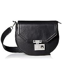 Rebecca Minkoff Medium Paris Saddle Shoulder Bag