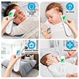 Baby Thermometer for Fever, EIVOTOR Ear and