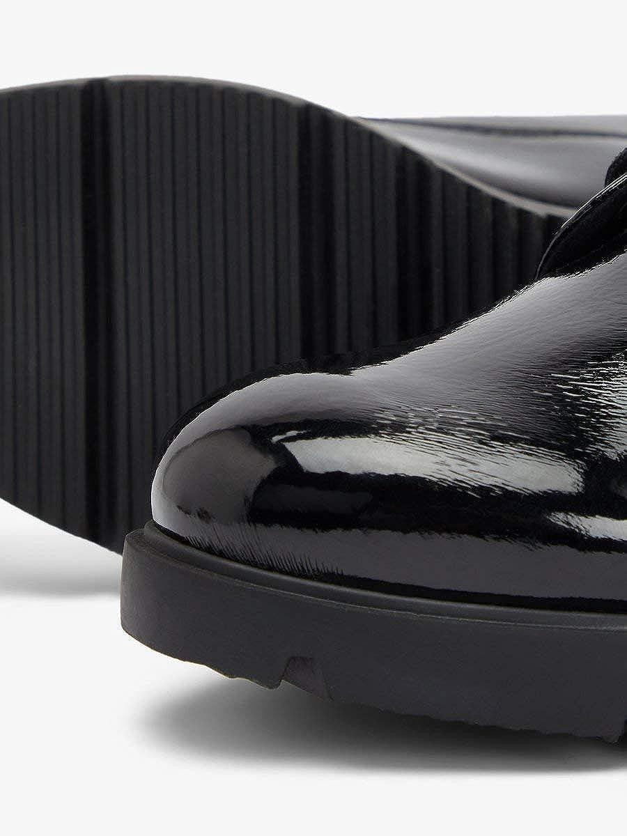 Bianco Damen Stiefel Stiefel Stiefel ASTA Schnür 38schwarz 3 f353d7