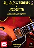 All Solos and Grooves for Jazz Guitar, Jim Ferguson, 0786660031