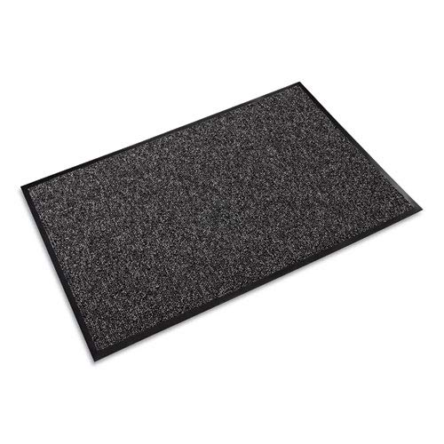 Fore-Runner Outdoor Scraper Mat, Polypropylene, 48 x 72, Gray, Sold as 1 Each