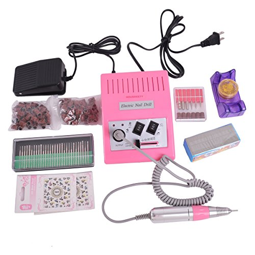 HOUSWEETY Advanced Professional Electric Manicure