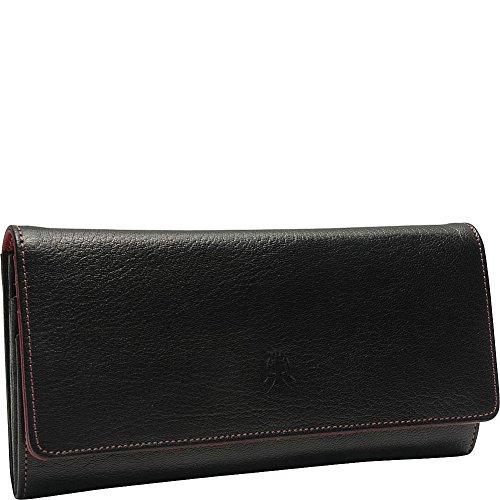 tusk-ltd-siam-accordion-clutch-wallet-black-raspberry