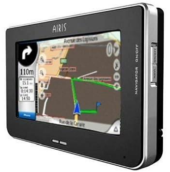 Airis ZAT940WEU - Navegador GPS (4.3 pulgadas): Amazon.es ...