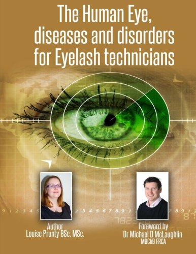 The Human Eye, diseases and disorders for Eyelash technicians.