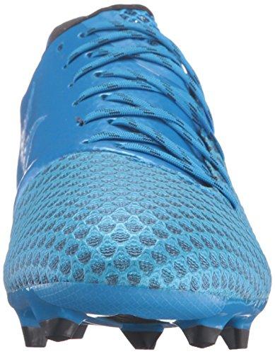 Scarpe da 16 Matte Blue fg Adidas Man calcio Silvernero Shock Performance 2 Messi 08nXwPkO