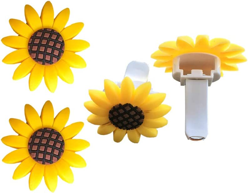 Car Freshener Antler w Sunflower Car Freshie Car Scent