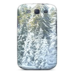 Galaxy S3 Case Cover Snow Trees At Borovets Case - Eco-friendly Packaging