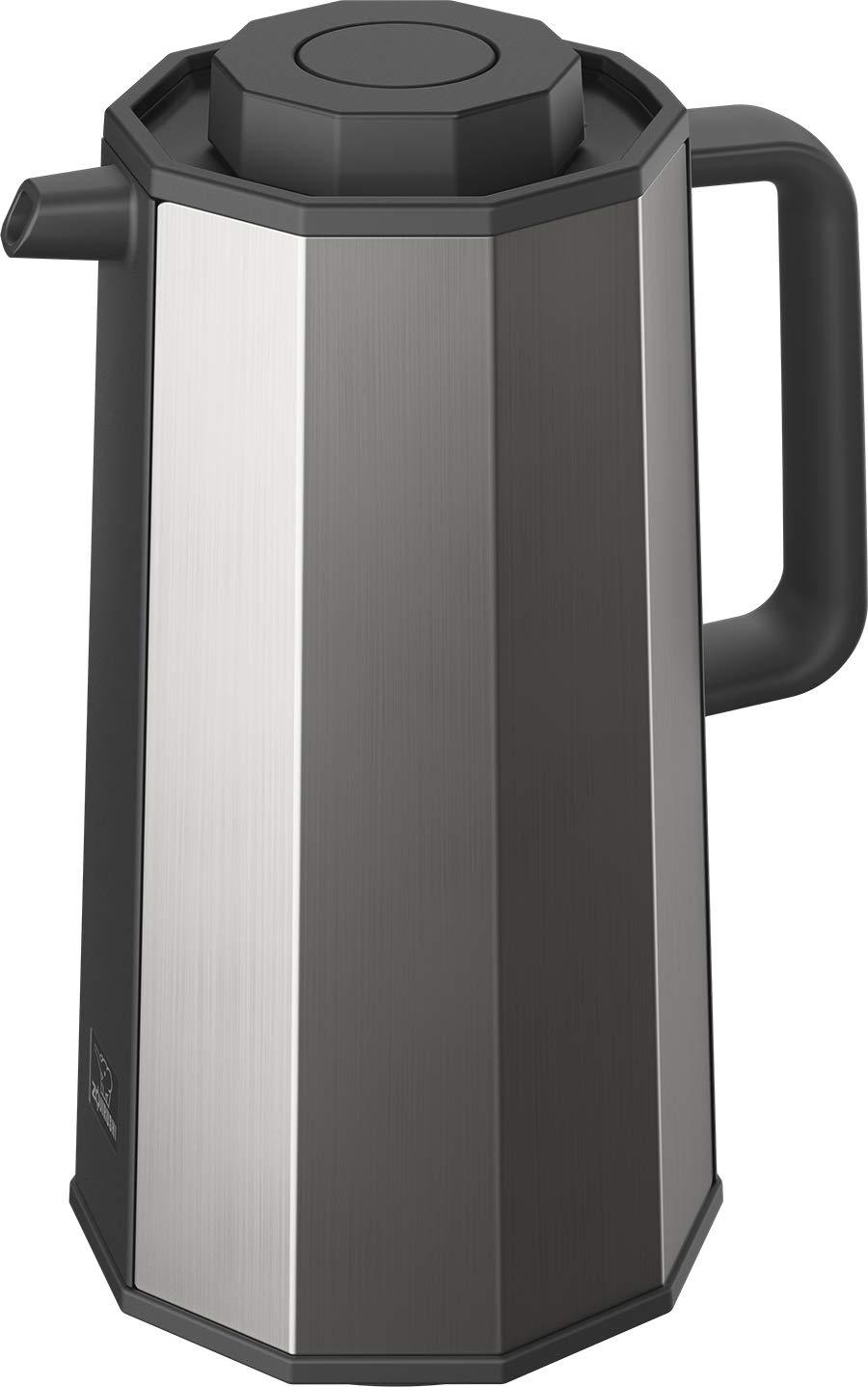Zojirushi AH-EAE10SA Glass Vacuum Carafe, 1.0 Liter, Silver by Zojirushi