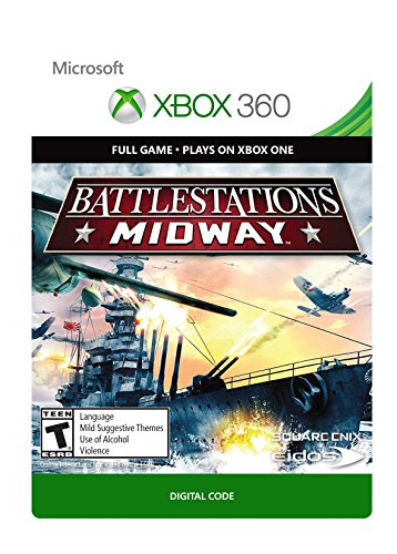 Battlestations: Midway - Xbox 360 Digital Code by Square Enix