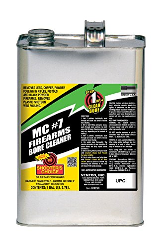 Shooter's Choice Mc#7 Bore Cleaner & Conditioner Tin Can, 1 ()