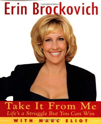 Image result for take it from me brockovich