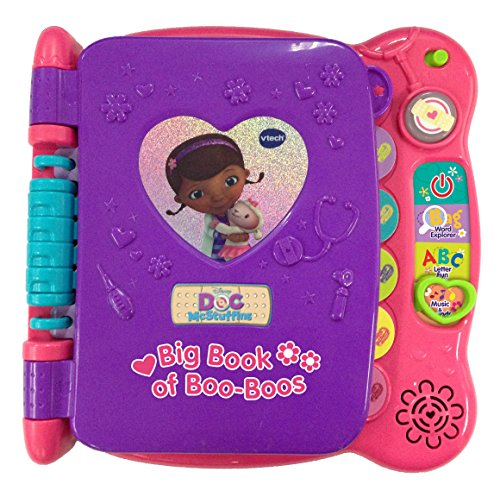 (VTech Disney Doc McStuffins Discover and Learn Big Book of)