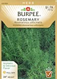 Burpee 61383 Herb Rosemary Seed Packet