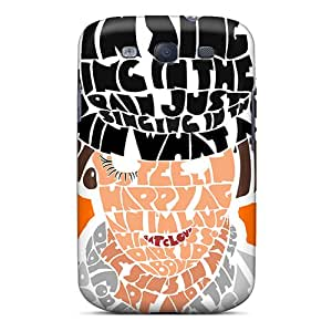 Samsung Galaxy S3 IlW5253ZWXL Provide Private Custom Fashion A Clockwork Orange Skin Perfect Hard Phone Cases -MansourMurray