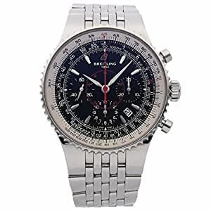 Breitling Montbrillant Automatic-self-Wind Male Watch A23350 (Certified Pre-Owned)