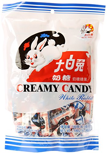 (White Rabbit Creamy Candy 6.3 Oz (180 Gram))