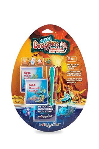 World Alive Aqua Dragons Jurassic Time Travel EGGS Refill Kit