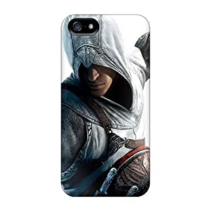 High Impact Dirt/shock Proof Case For HTC One M7 Cover (assassins Creed Game)