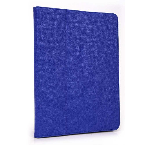 Ematic EGQ373 Tablet Case - UniGrip Edition - By Cush Cases (Royal Blue)