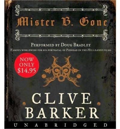 clive barker mister b gone - 5