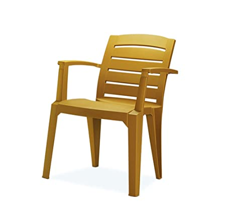 @Home by Nilkamal Passion Chair (Brown)