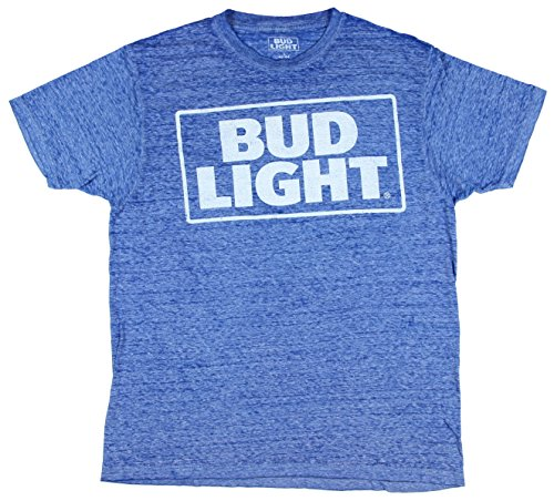 Budweiser Light Stacked Graphic T Shirt