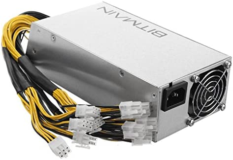 Tanli Bitcoin Miners Antminer S9 L3 D3 stromversorgung APW3++ PSU im Lager schnell Versand 1200w @ 110v 1600w @ 220v