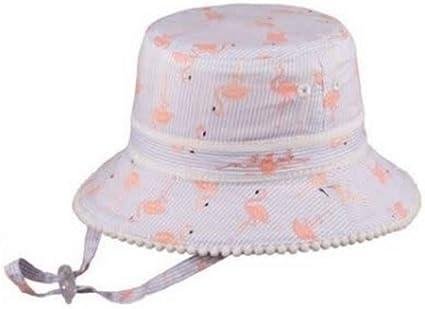 MILLYMOOK AND DOZER Girls Reversible Bucket HAT Orissa Pink Size L 12-24 Months