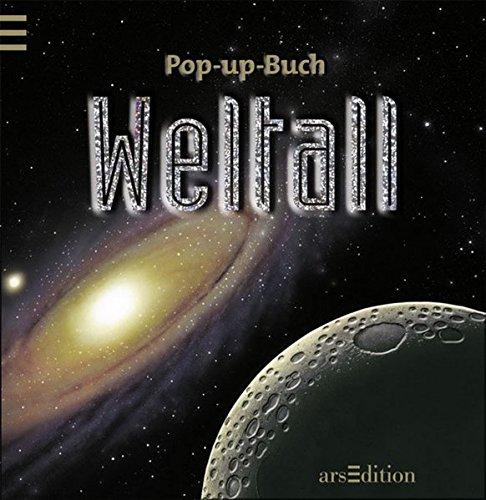 Weltall Pop-up Buch