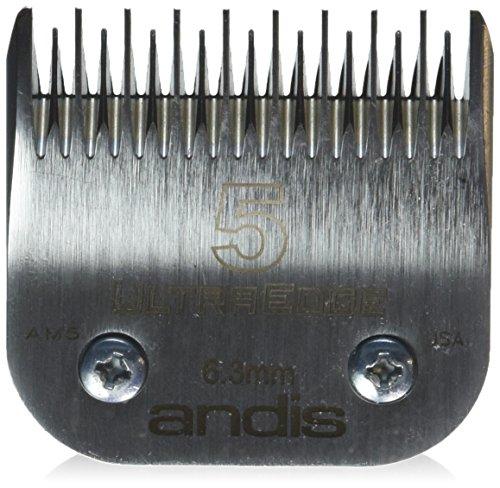 Andis Skip Tooth, Leaves Hair