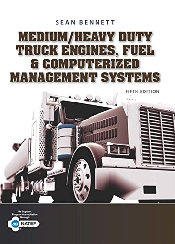 Medium Heavy Duty Truck Engines  Fuel   Computerized Management Systems  Mindtap Course List