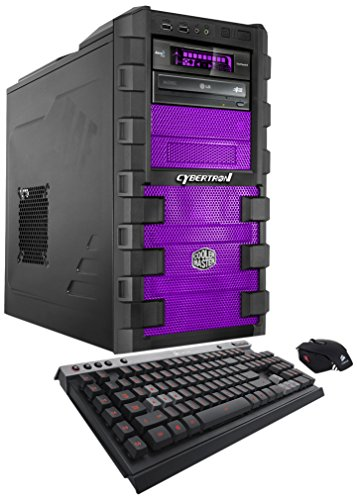 CybertronPC SLIEX 2X970 Gaming Desktop Discontinued