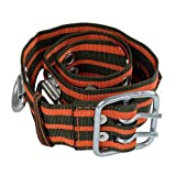 TTYY Rock Climbing Seat Belts Adventure Rock Climbing Rescue Aerial Work Safety Equipment Insurance Belts Orange