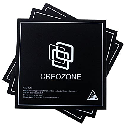 creozone impresora 3d cama construir superficie, 3d impresora ...