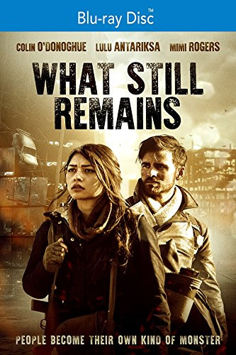 Blu-ray : What Still Remains (Blu-ray)