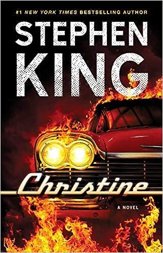 Amazon Fr Christine Stephen King Livres