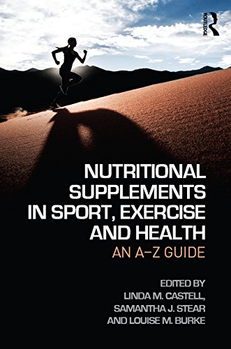 Nutritional Supplements in Sport, Exercise and Health: An A-Z Guide Pdf