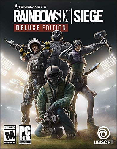 Tom Clancy's Rainbow Six Siege Year 5 Deluxe - PC [Online Game Code]