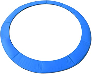 Comfortable and Water-Resistant Long Lasting Fits 12ft 14ft 15ft Frames SkyBound Universal Replacement Trampoline Safety Pad