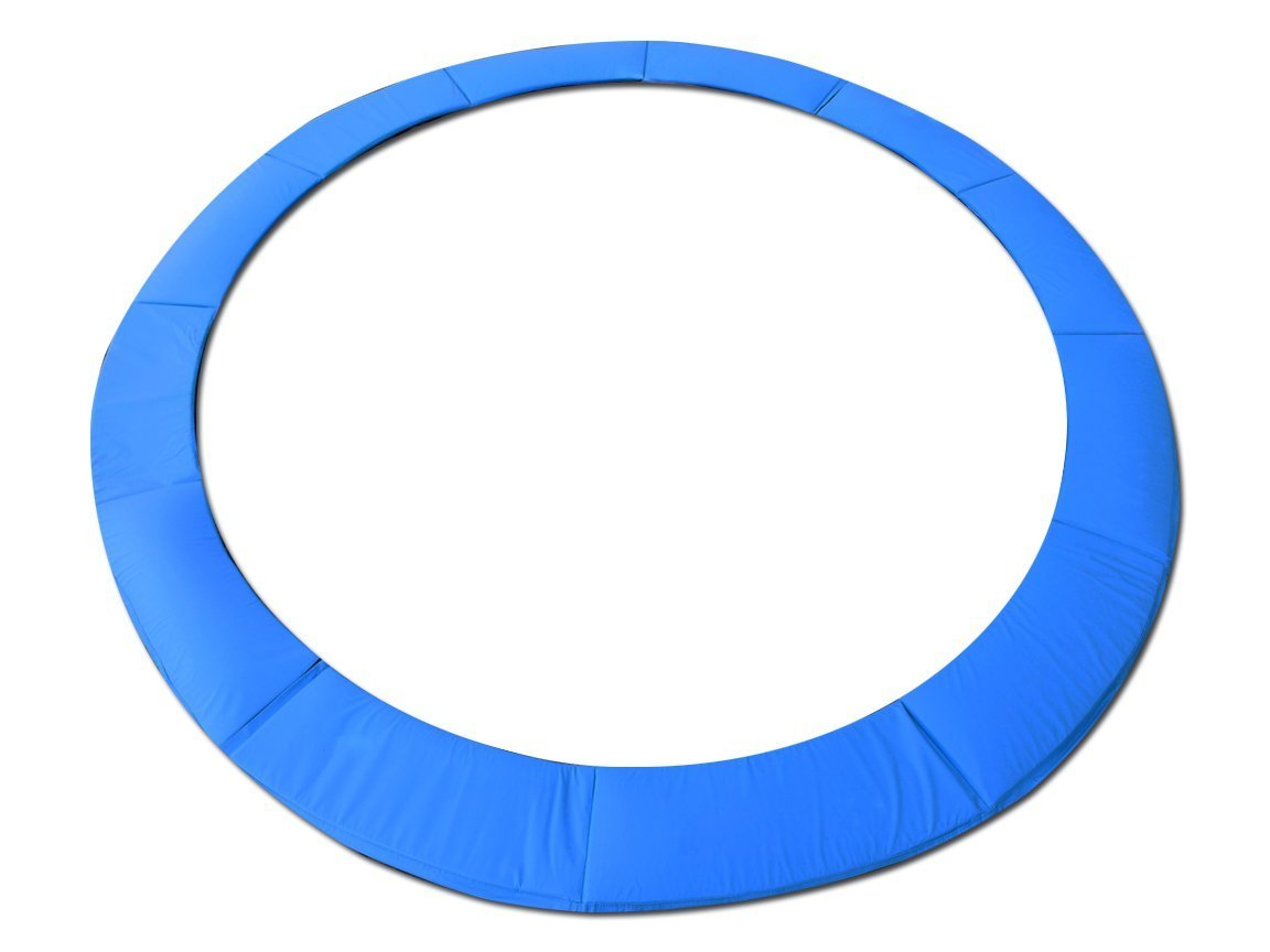 SkyBound 12 Foot Blue Trampoline Pad (fits up to 5.5 inch Springs) - Standard by SkyBound
