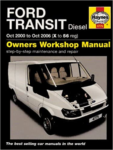 Ford Transit Diesel Service and Repair Manual: 2000 to 2006 Service & repair manuals: Amazon.es: John S. Mead: Libros en idiomas extranjeros