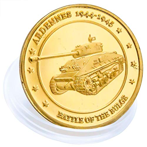 History Military Challenge Coins - MNHM National Museum of Military History Challenge Coin North-Eastern Luxembourg Badge