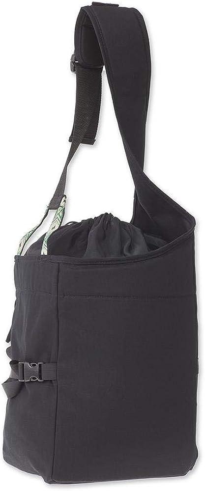 KAVU Climbers Bag Crossbody Tote Bag Pack for Climbing Hiking and Camping