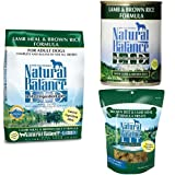 Natural Balance Limited Ingredient Dog Food and Tr...